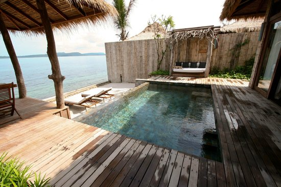 Song Saa Private Island: Our Pool