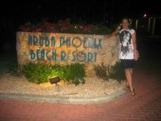 Divi Aruba Phoenix Beach Resort : Placa
