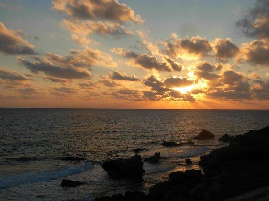 Casa Roca Caribe: sunrise