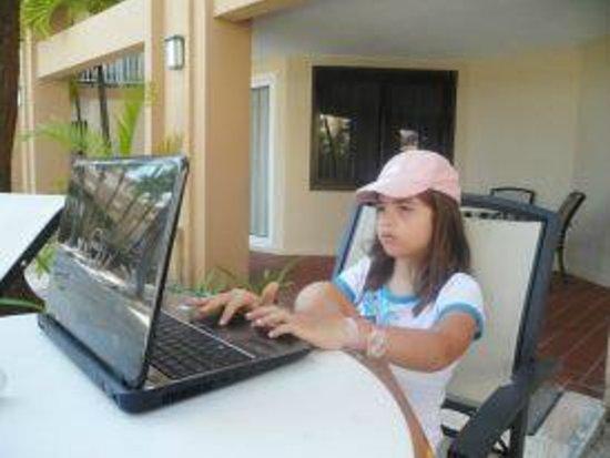 Divi Aruba Phoenix Beach Resort: Wi Fi bombando