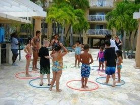 Divi Aruba Phoenix Beach Resort: Recreação Infantil