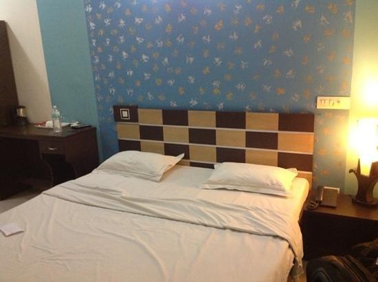 OYO 580 Hotel Airport City : unser Zimmer