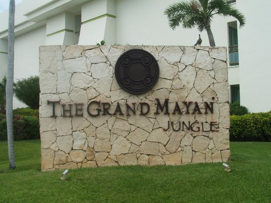 The Grand Mayan Riviera Maya: The Grand Mayan Jungle