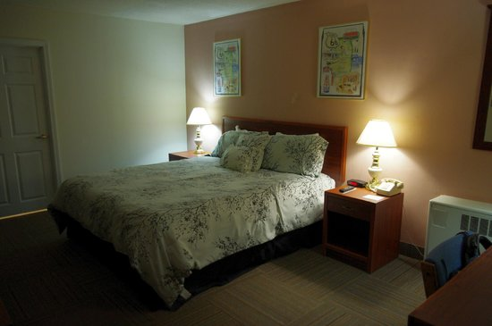 Route 66 Hotel And Conference Center: Chambre