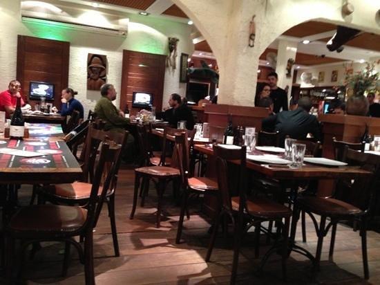 Casa do Brasil: Отличное место, атмосферное, уютное. Вкусное меню, большие порции;) 