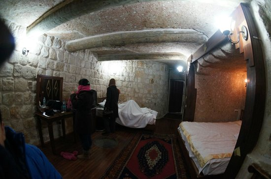 Cappadocia Palace: Big triple room