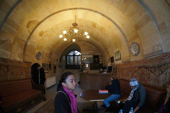 Cappadocia Palace: Reception