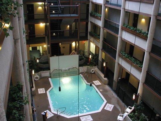 Clarion Inn Austin North: BEST WESTERN Atrium North