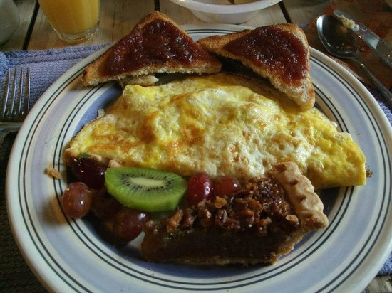 Pilot Knob Inn: Breakfast yummie to order