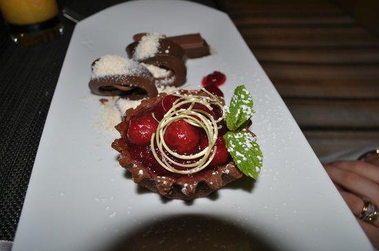 Grand Palace Hotel: dessert