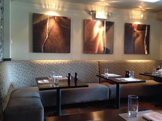 Brandywine Prime Seafood & Chops: comfy sophistication