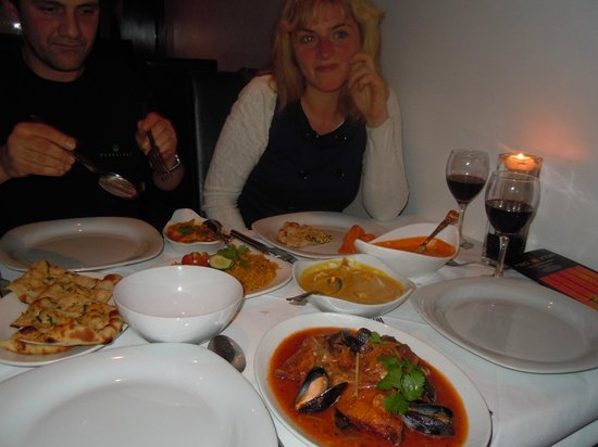 Neo India: Excellent food and ambience!!!
