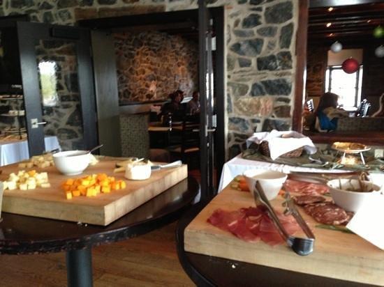 Brandywine Prime Seafood & Chops: buffet