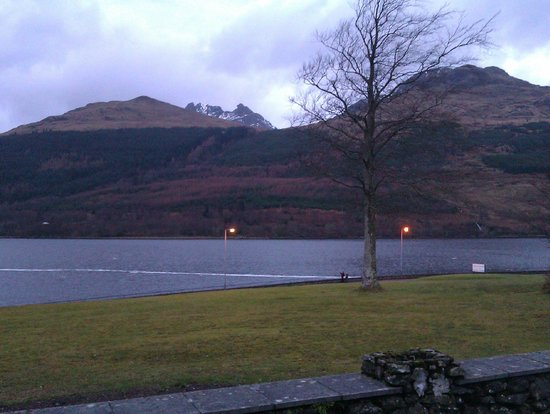 Arrochar, UK: loch long