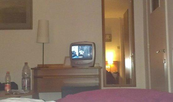 Hotel 'T Bosje : Der Microfernseher