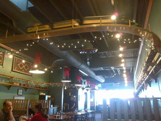 Crown Railroad Cafe: trains