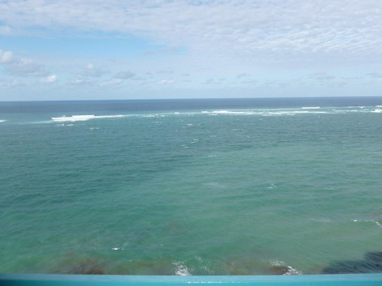 San Juan Marriott Resort & Stellaris Casino: Ocean View from Room