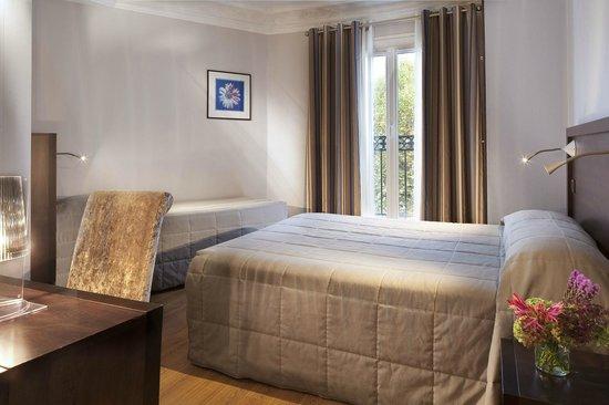 Avalon Paris Hotel: Triple Room