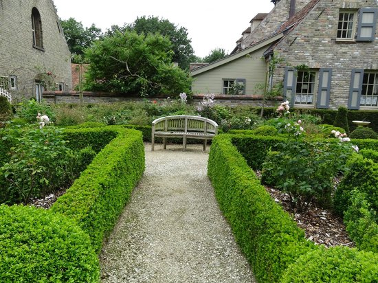 Loverlij : Prachtige tuin