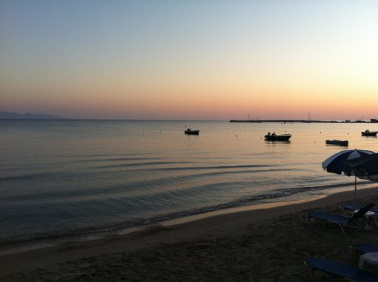 Alykanas Beach Apart-Hotel: Sunrise