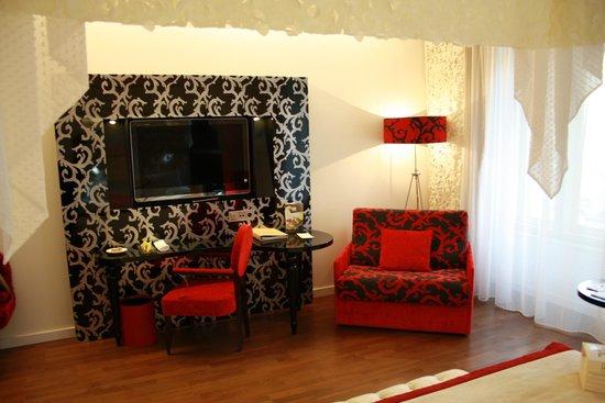 IBEROSTAR Grand Hotel Budapest: deluxe room