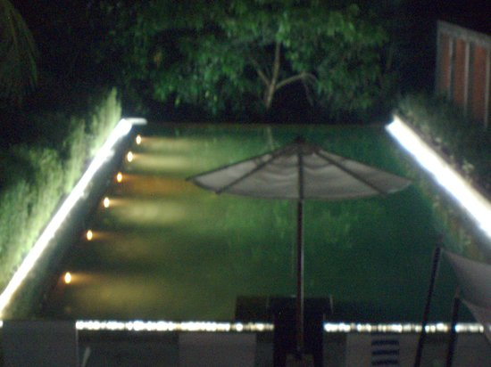 Tamarind Hill by Asia Leisure: Night time shot