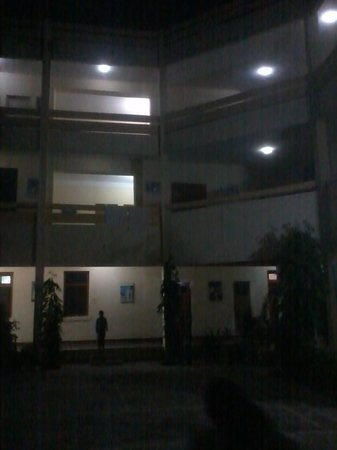 Kajri Hotel: Hotel view from inside