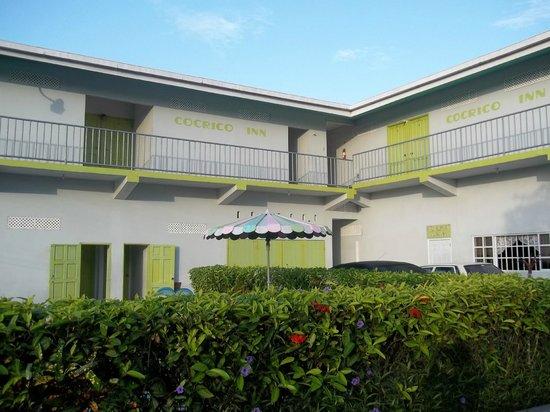 Cocrico Inn: hotel grounds
