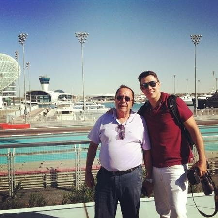 Yas Marina Circuit: formula 01. linda!