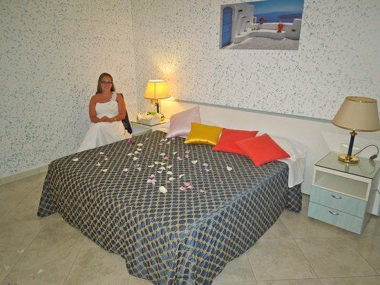 Hotel Weber Ambassador Capri: Picture of Junior Suite