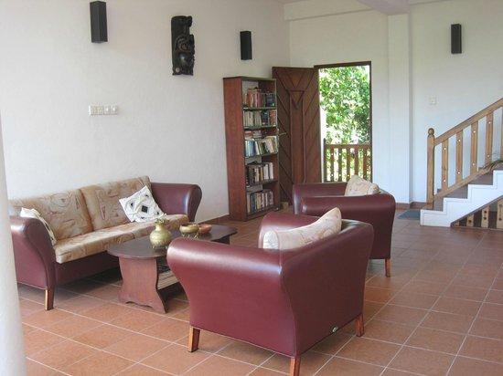 Unawatuna Nor Lanka Hotel: Libreria