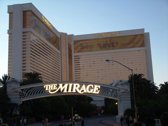 The Mirage Hotel & Casino: One of the Best in Las Vegas