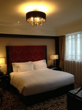 The Yangtze Boutique Shanghai: standard king room