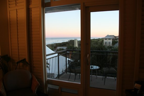 Hammock Beach Resort: Great Location and View from The Lodge rooms