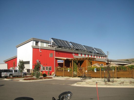 Sam's Tap Room: Red Lodge Ales brewery Aug2012