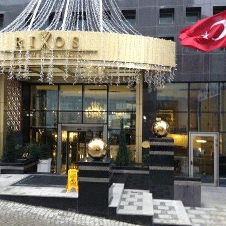 Rixos Taksim Istanbul: Rixos mit Family