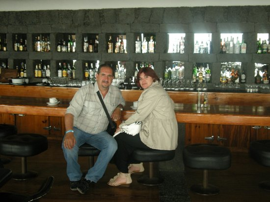 Arrecife, Espagne : cafeteria del castillo