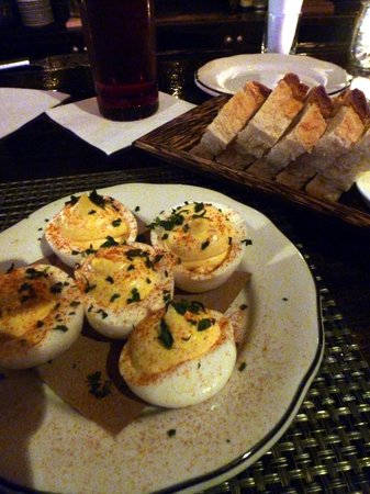 "Michael's Genuine Food & Drink: Delicious ""Deviled Eggs"""