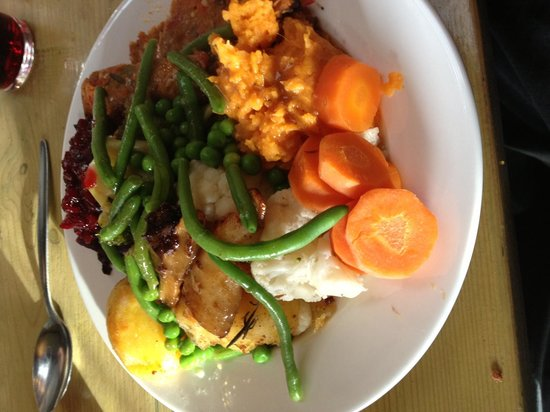 The Egg Cafe: Sunday Lunch