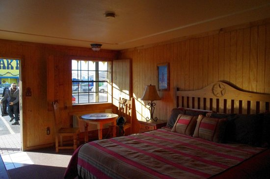 Big Texan Motel: Chambre