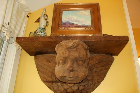 Under The Eaves: Room Ornament