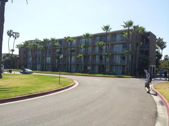 باهيا ريزورت هوتل: Hotelrooms 