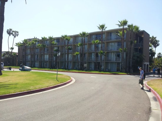 Bahia Resort Hotel: Hotelrooms