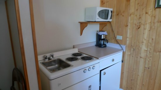 North Star Motel - Mayo: Cooking area