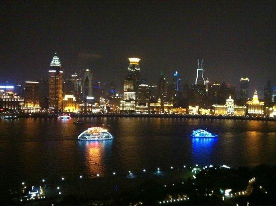 Pudong Shangri-La, East Shanghai: River View
