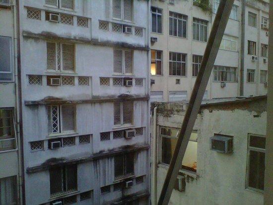 Tulip Inn Rio Copacabana: Vista da janela