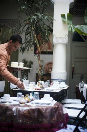 Riad Dollar Des Sables : Daily breakfast avaiable