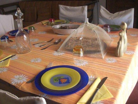 The House of the Sea Cat: preparazione cena ferragosto