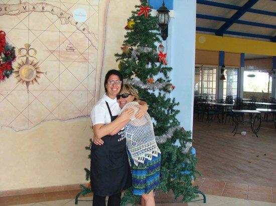 Memories Varadero Beach Resort: Great Bartender & Friend