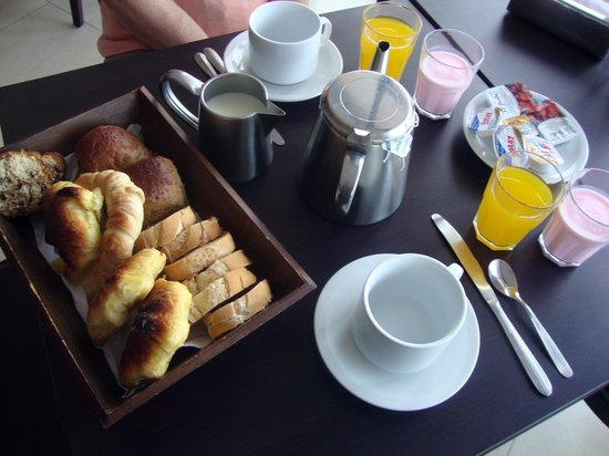 Hotel Don Carlos : Desayuno